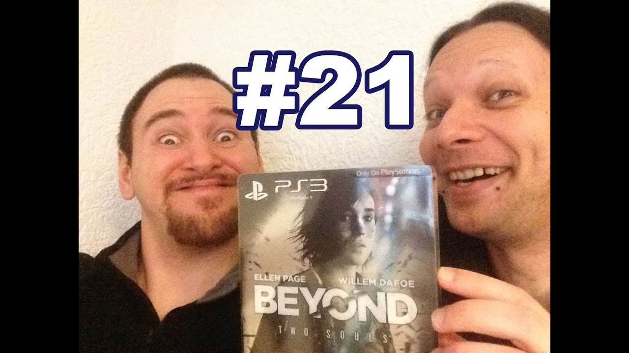 Let's Play: Beyond – Two Souls (Part 21 & 22)