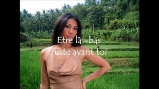 Anggun Juste avant toi instrumental original karaoke