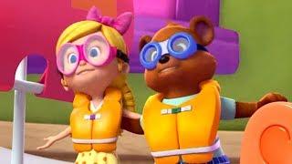 Голди и Мишка - Серия 5  Сезон 2 | Мультфильм Disney Узнавайка