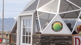 How To Easily Build A Geodesic Dome, Greenhouse, Or Hot Tub Enclosure, Dome Creations