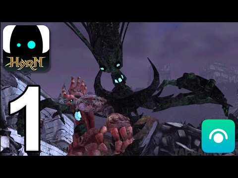Horn - Gameplay Walkthrough Part 1 - Prologue (iOS, Android)