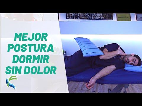 Mejor Postura Para Dormir y Evitar Dolor