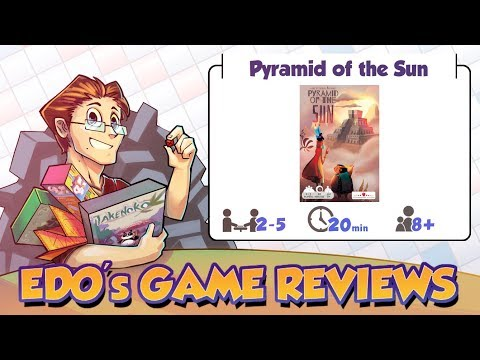 Edo's Pyramid of the Sun Review