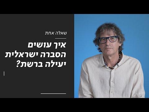 אלו הדרכים היעילות ביותר בהן תעזרו להסברה הישראלית ברשת