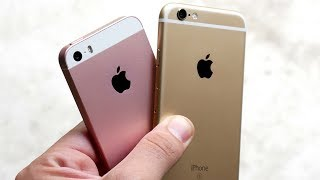 Should I buy iPhone SE or iPhone 6S?
