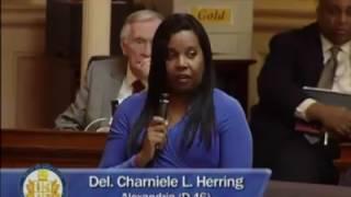 Del. Charniele Herring Floor Speech on Abortion-Shaming Resolution