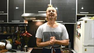 Братенков готовит брюкву