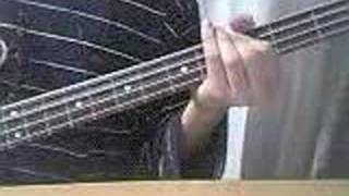 Naoki's Bass Play GLAY BELOVED Cover With A Lot Of Mistakes.