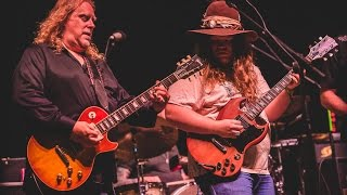 """Gov't Mule (w/ Marcus King) - """"What is Hip"""" (Tower of Power) - Mountain Jam 2016"""