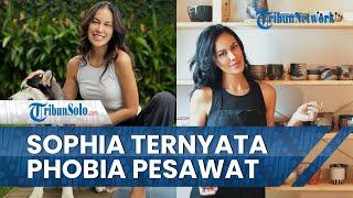 Gemar Travelling, Sophia Latjuba Ternyata Phobia Naik Pesawat, Pernah 10 Tahun Tak Keluar Pulau Jawa