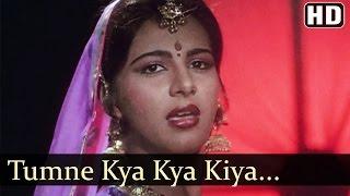 Tumne Kya Kya Kiya   Prem Geet Songs   Raj Babbar   Anita