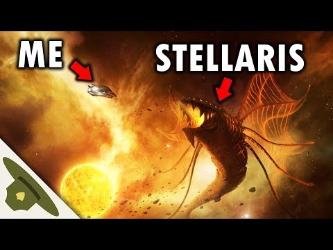 STELLARIS: From the ARK to our first ALIEN encounter!