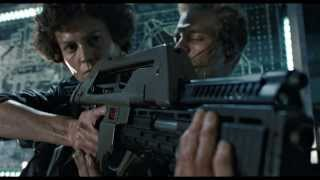 Aliens 1986 Theatrical Trailer Remastered
