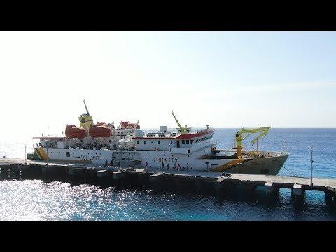 Kapal Tol Laut yang Selalu Dirindukan Warga Miangas