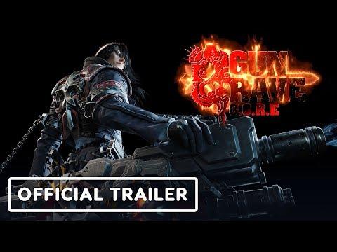PS4動作射擊遊戲《銃墓 G.O.R.E.》TGS 2019宣傳影像