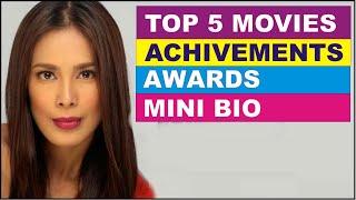 Award-Winning Filipino Actress   ♥ Angel Aquino ♥ Mini-Bio ♥ Film Awards ♥ Top Rated Movies