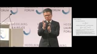 4th HLF – Lecture: Ngô Bảo Châu
