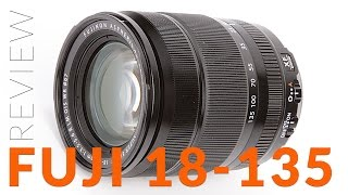 The Only Fuji X Lens You Need? : REVIEW - Fuji 18 135 WR lens.