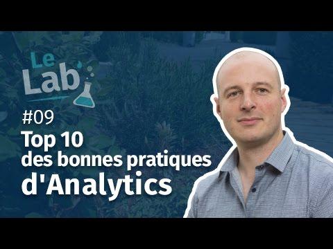 Top 10 des bonnes pratiques Analytics