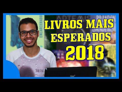 6 LIVROS ESPERADOS PARA 2018