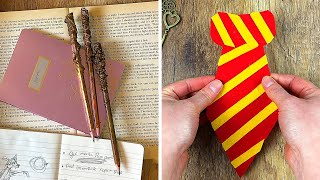14 Magical Homemade Harry Potter Crafts
