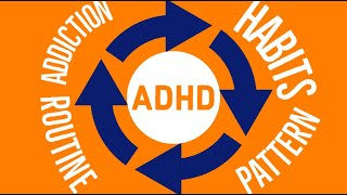 ADHD and Addiction: How your brain tricks you to become addicted!