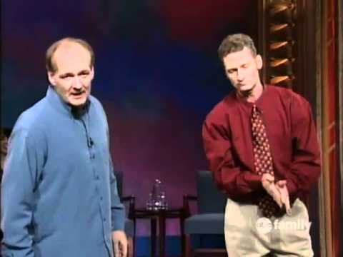 Whose Line Is It Anyway?: Vypravěči #4