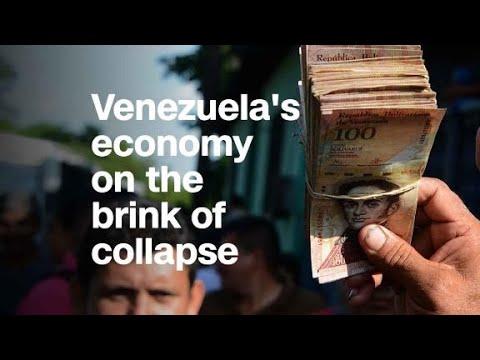 Venezuela's economy on the brink of collapse