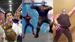 Avengers: Endgame Top Tik Tok