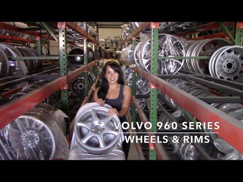 Factory Original Volvo 960 Series Rims & OEM Volvo 960 Series Wheels – OriginalWheel.com