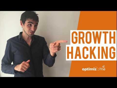 Comment 2 personnes seules peuvent concurrencer une grande entreprise grâce au Growth Hacking