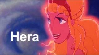 [Disney] Hercules Full Fandub Audition for Hera & Alcmene [Hercules' mothers]