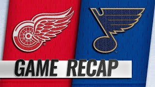 Barbashev records first career hat trick in 5-2 win