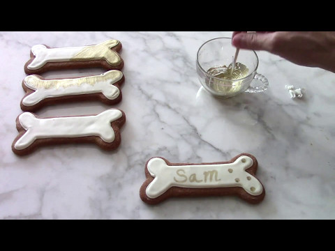 Gold Dog Treats For Dog Birthday By Barkn Belly Bakery