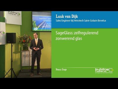SageGlass: zelfregulerend zonwerend glas