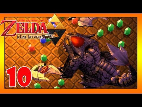 The Legend of Zelda A Link to the Past 3DS Walkthrough - #06 La