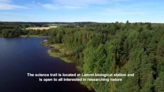 LBA:n tiedepolku / LBS's science trail