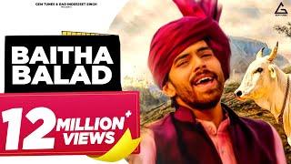 Baitha Balad Kade Laat Maar Kai Thaya Na Karte Masoom Sharma Ranjha Music New Song 2018