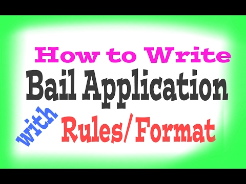 Form b1 bail - Fill Out and Sign Printable PDF Template