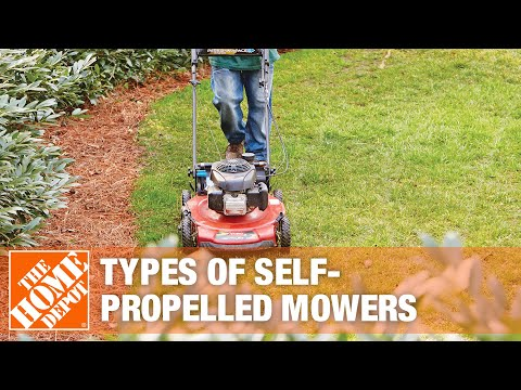 Self Propelled Lawn Mowers Clearance Sale