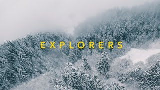 EXPLORERS | Flying Over The French Alps (FPV)
