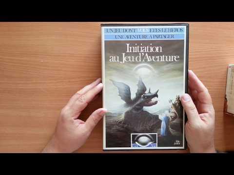 JDR - Initiation au Jeu d'aventure - Un jeu dont vous êtes le héros L'œil noir