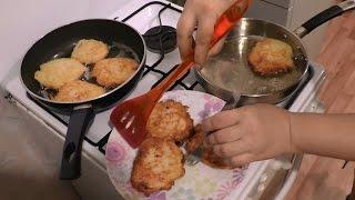 Картофельные драниники по-белорусски с мясом, МАСТЕР КЛАСС