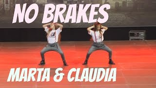 Hip Hop Dance Crew - No Brakes |1º puesto Urbance 2015 |