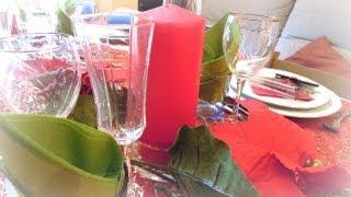 DN9 Cómo decorar la mesa para Navidad