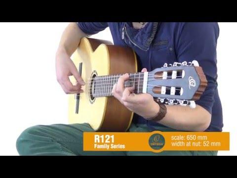 ORTEGA R121L Levoruká klasická kytara
