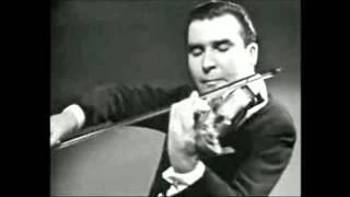 "Christian Ferras ""Violin Concerto"" Brahms"