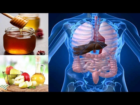 Video This Happens To Your Body When You Drink Apple Cider Vinegar Mixed With Honey Everyday