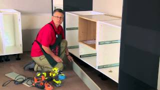 How To Install Kickboard - DIY At Bunnings