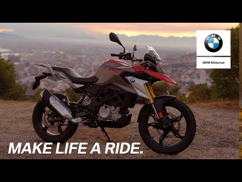 2018 BMW G 310 GS in West Bridgewater, Massachusetts - Video 1